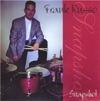 Frank Russo - Snapshot cover